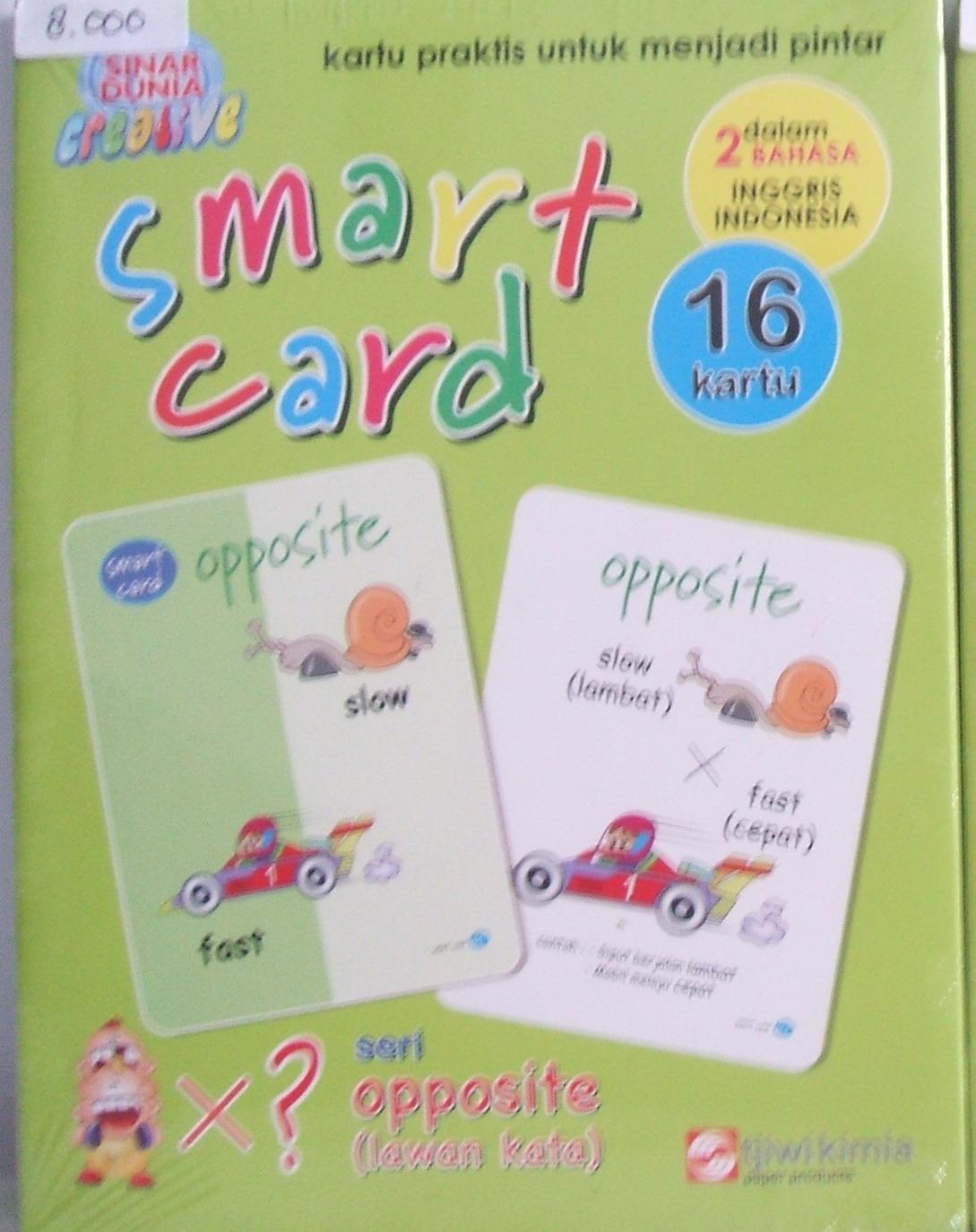Smart card seri time [waktu]