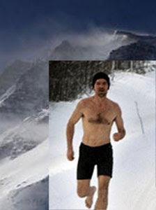Manusia Kebal Dingin - Iceman