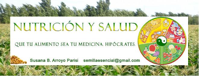 NUTRICION Y SALUD