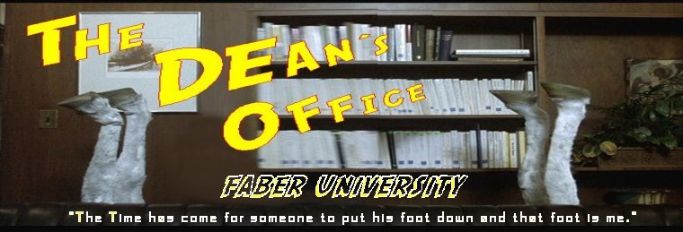 The Dean&#39;s Office