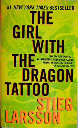 What red read boston book festival full frontal feminism for The girl with the dragon tattoo books
