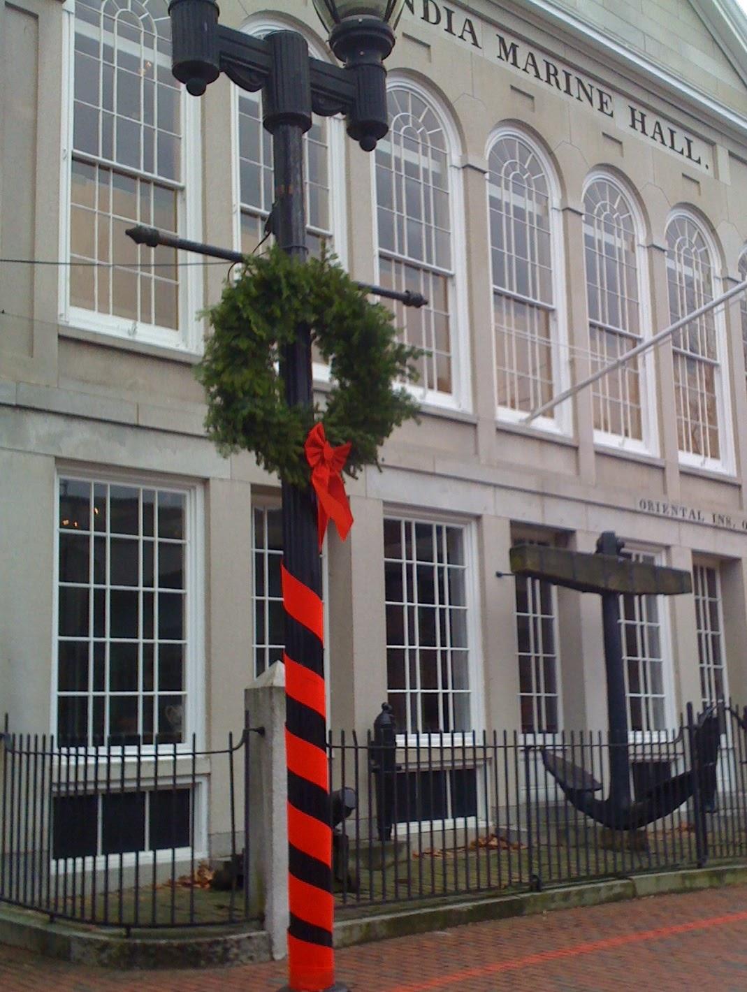 Salem Still Making History Ready To Usher In The Holiday Season