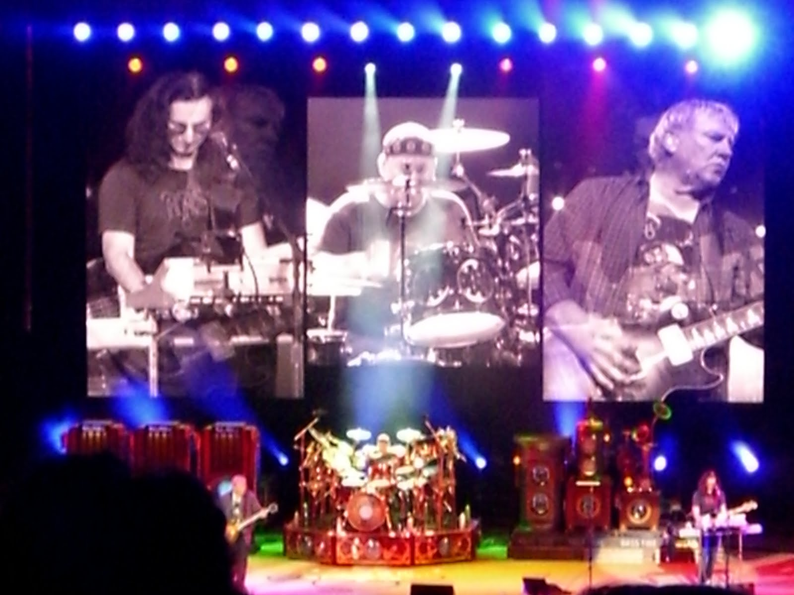 Rush Concert Wallpaper Photos From The Rush Show