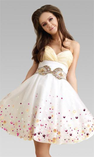 prom party dress uk: Formal Dresses Styles for Summer 2012