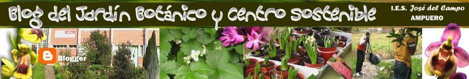 José del Campo: Jardín  Botánico-Centro Sostenible