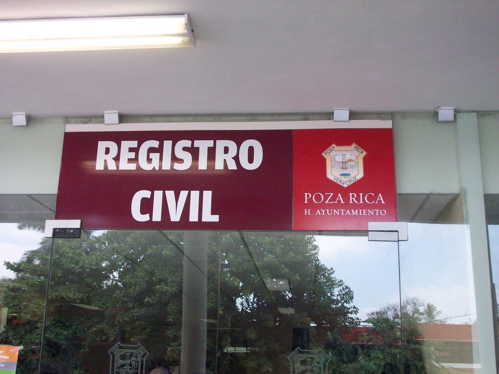 Medidas preventivas en for Oficinas registro civil