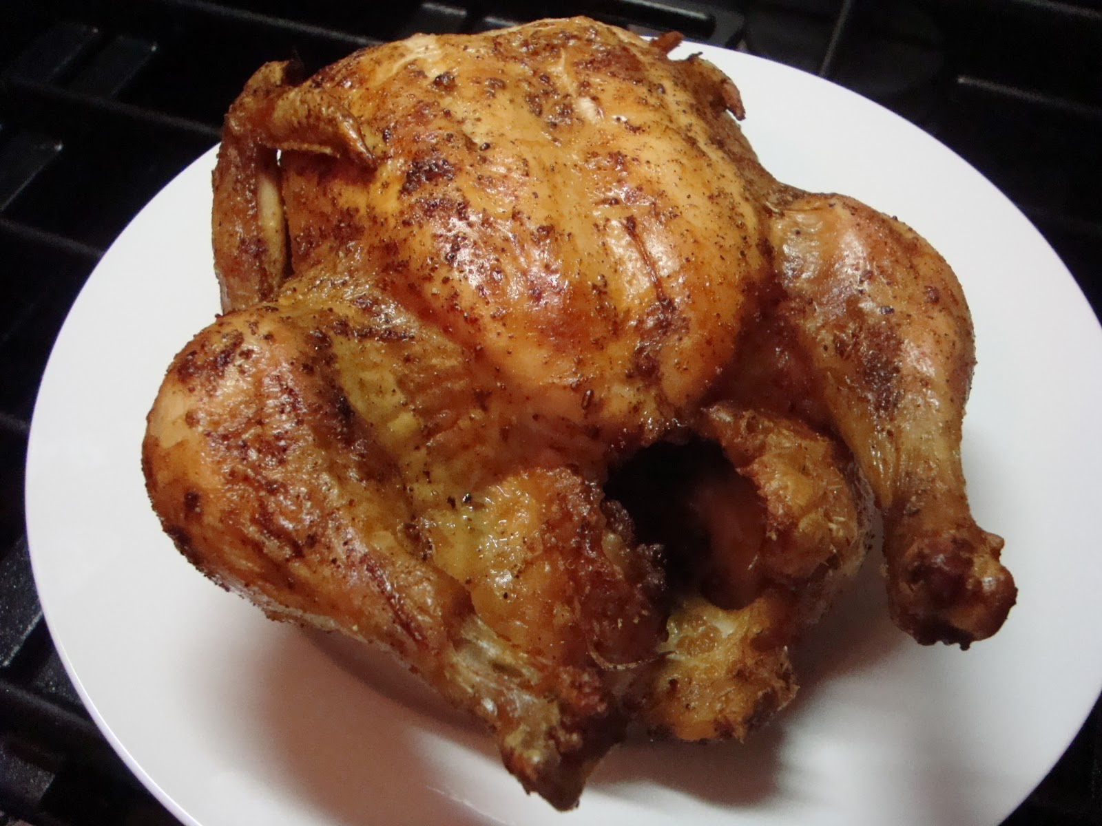 Kitchen Centsability : Simple Oven Roasted Whole Chicken