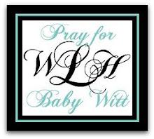 Pray for Baby Witt