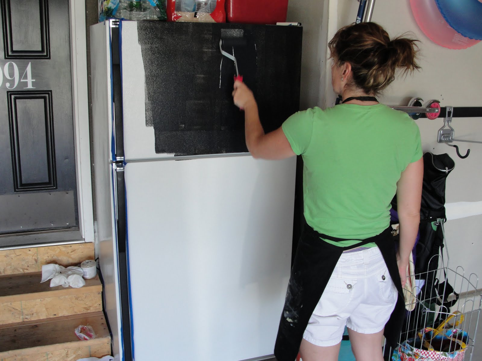 garage renovator s wife blog broken fridge tag compressor the for fridges