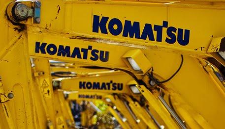 Komatsu Indonesia Logo