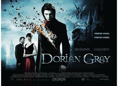 Barnes a le rôle principal dans le film le portrait de dorian gray