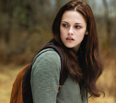 Here's an interview of Kristen Stewart who talks about her role as Bella in