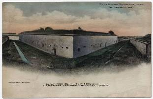 FORT MACON 1912