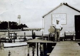 "Capt Jack""s Fishing Shack"