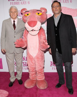 This is the real life Pink Panther.