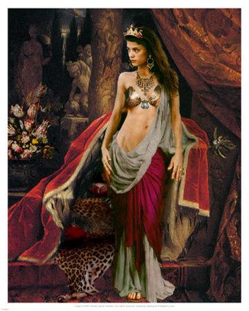 Belleza Egipcia Cleopatra