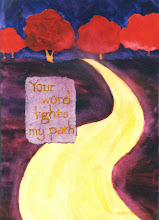 Your Word Lights My Path
