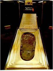 Tapak Kaki Nabi SAW/ Prophet's SAW Footprint