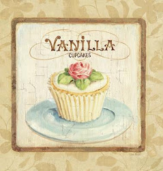 And vanilla cupcakes...