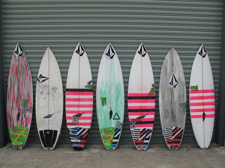 Quiver Surfboards