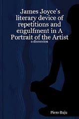 J. Joyce's literary device of repetitions and engulfment in A Portrait of the Artist:a discussion