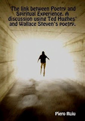 The link between Poetry and Spiritual Experience.A discussion using T.Hughes' and W.Stevens' poetry