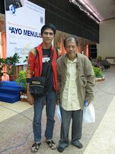 Bersama Hamzad Rangkuti