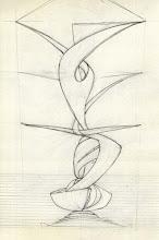 Escultura 2 B/N