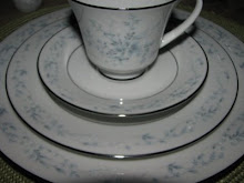 My NEW Wedding China