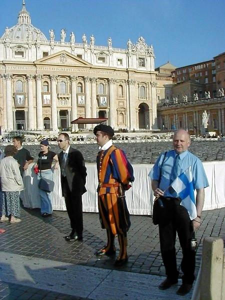 Rome, In Vatican