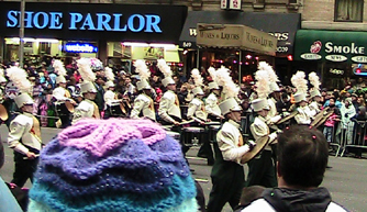 Marching Band Macy's Parade