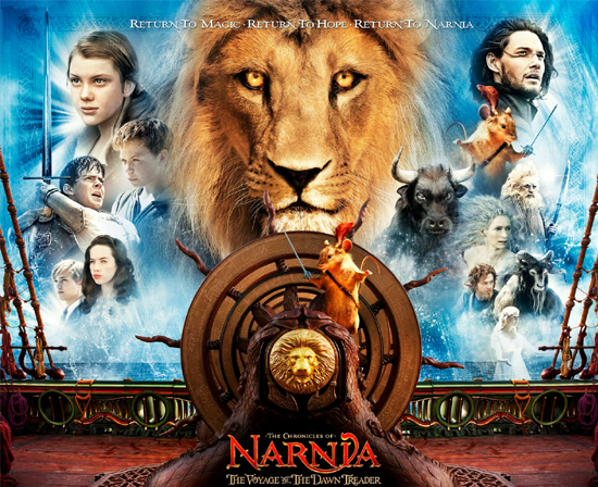 Be Alert The Chronicles of Narnia The Silver Chair 2011