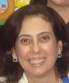 Profª. Msc. Cláudia de Campos Dias Turra - professora e coordenadora do projeto