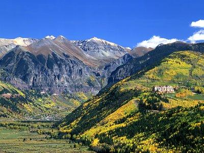 Telluride, Colorado . . .