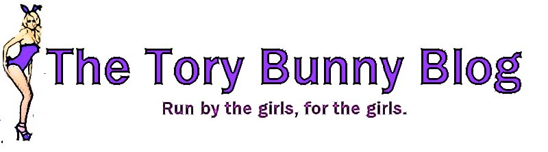 The Tory Bunny Blog