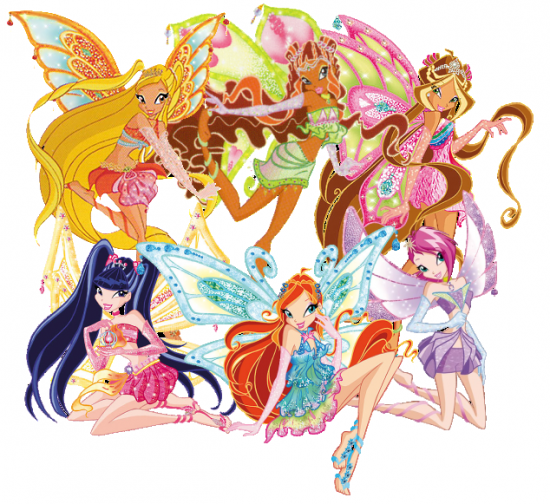 winx club games. Winx Rule!
