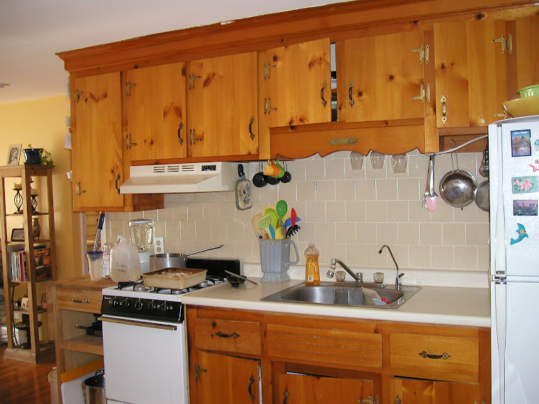 old kitchen pics