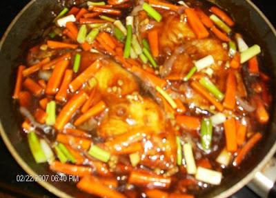 how to make fish ball sauce filipino style