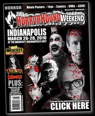 HorrorHound Weekend Indianapolis