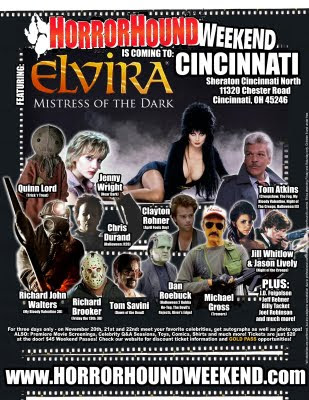 HorrorHound Weekend Cincinnati