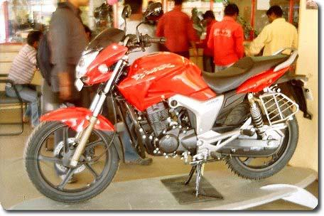 2010 Hero Honda Hunk 150