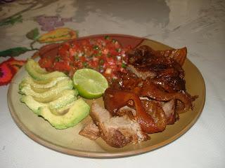 Qu autentica es la comida mexicana en el centro de for Hoya para cocinar