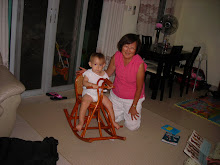 New Chinese Rocking Horse from Grandma