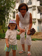 Keohi and Grandma