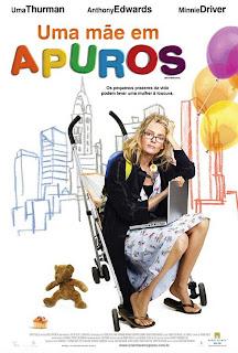 Filme Poster Uma Mãe em Apuros DVDRip H264 Legendado