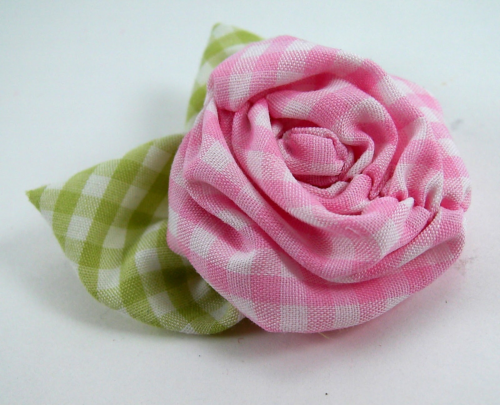 New Fabric Flowers