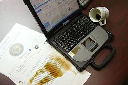Kerusakan Laptop Karena Air