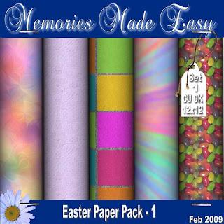 Mega Easter Paper Packs MME_Paper_EasterSet1_PREVIEW