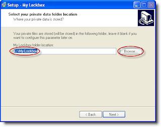 Cara Simpan Data Aman : MyLockbox