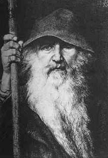 Picture of Odin, the wanderer